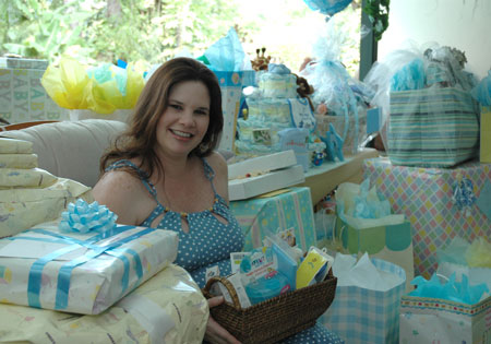 Gloria's Baby Shower